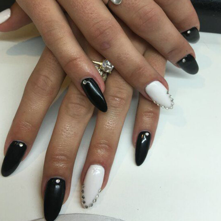 Nails, Nagel, Nageldesign, Airbrush
